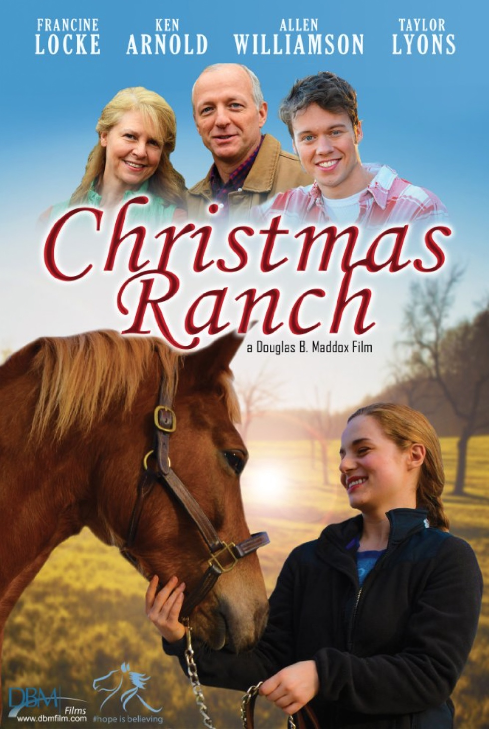 Christmas Ranch Movie Poster