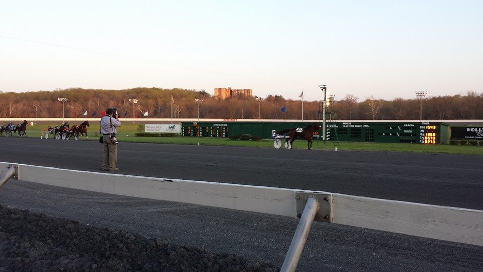 Harness Track Photo